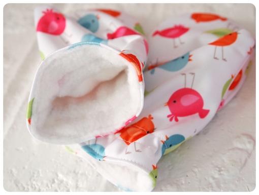 Waterproof Fleece-lined Mittens