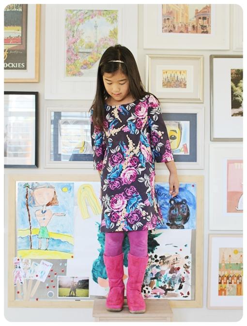 Perfect Pattern Parce #5: Sunki dress